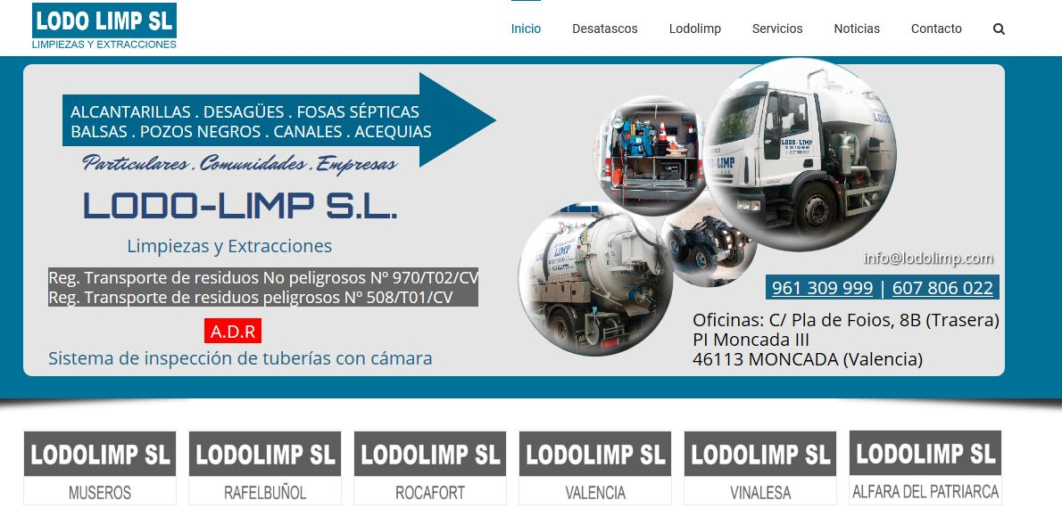 adaptacion legal empresa desatascos